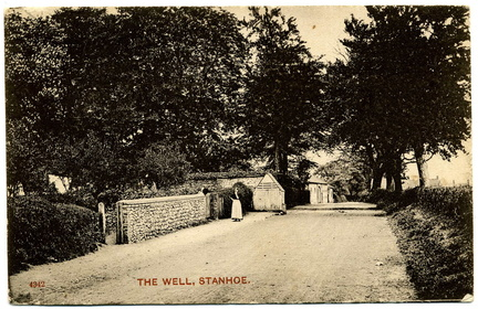 The well, Docking Road.