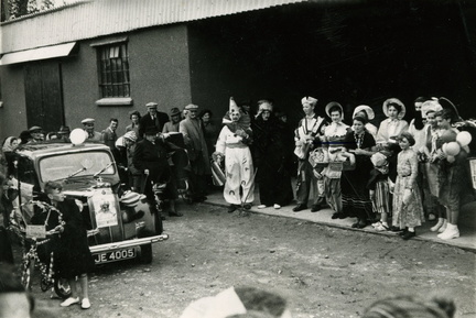 Coronation Day celebrations, 1953