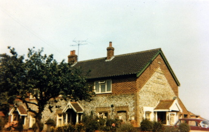 The Crown, probably 1980s following building work that included raising the roof