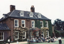 Fete at Barwick House, 1960s