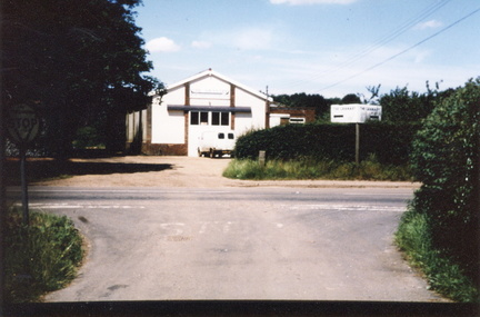 The Granary, Docking Rd, 1987