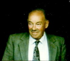 1980s - Mr Gordon Batchelor, Church Treasurer