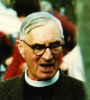 Rev Robert Tomlinson, Rector, 1985
