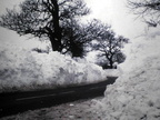 Snow, Burnham Road, 1985