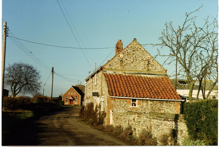 Cross Lane, 1990