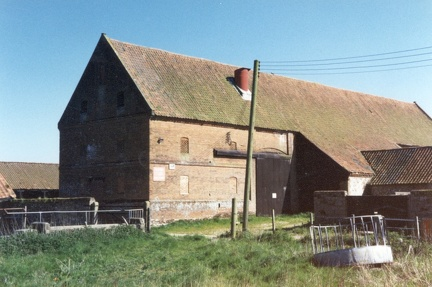 Ivy Farm barns, c 1990s