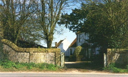Ivy Farm entrance, ? 1990s.