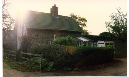 Lodge, Parson's Lane, 1990