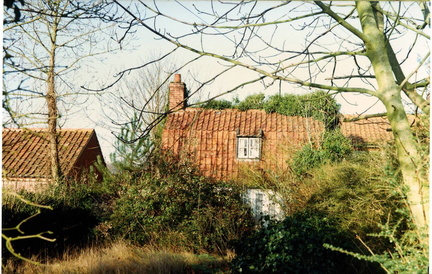 Northgate Cottage, Docking Road, 1990
