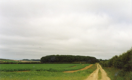 Bridleway from Station Rd to High Barn, 1997