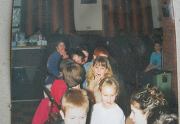 Children's Christmas party, 1999