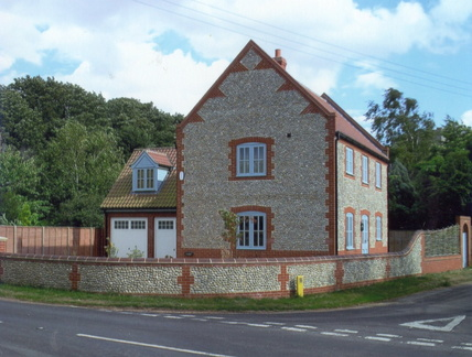 Flint Corner, Docking Road, 2005