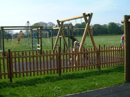 Children's playground, 14 March 2005