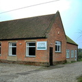 Village Hall showing extension, ? 14 March 2005.