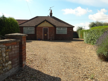 Arline, Docking Road, on the market spring 2013 for £249,950.