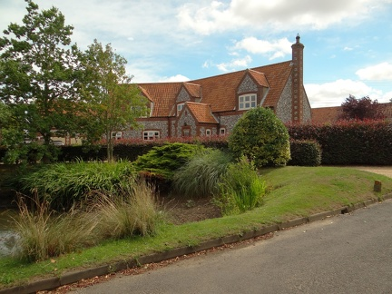 New House, Cross Lane, on the market summer 2013 for £795,000.
