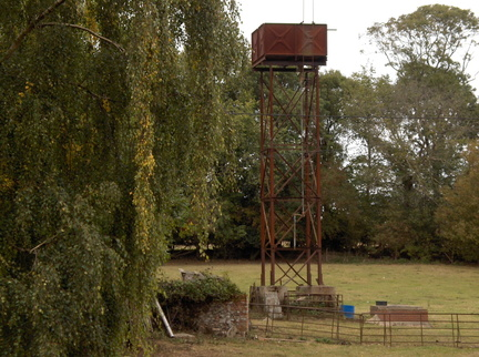 2009  - The water tower, Station Farm, Stanhoe
