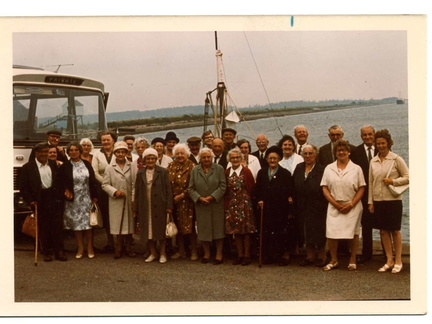 Old Folks' outing to Wells, 1967