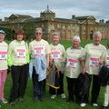 Stanhoe Ladies Race for Life Team