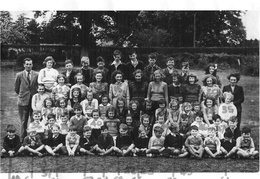 Stanhoe school, possibly 1953/54