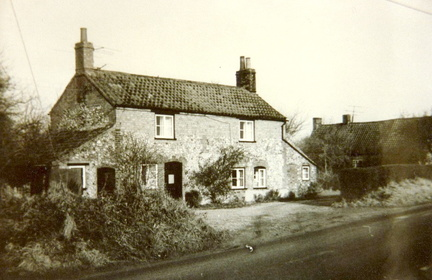 Newport Cottage next to the Pit