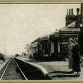 Stanhoe station, date unknown