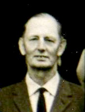 Cyril William Brown, for many years Rector's Warden of All Saints' church, Stanhoe. Mr Brown died on 29 March 1984