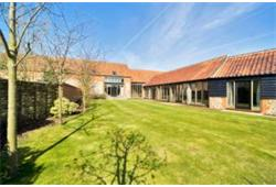 No 1 Ivy Farm barns on market Aug 2010 £750,000