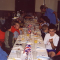 Queen's Golden Jubilee 2002: children's party in the Reading Room