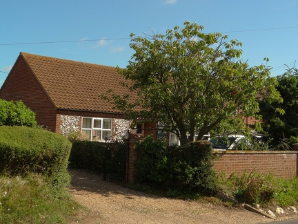 Orland House, Docking Road, on the market summer 2012.