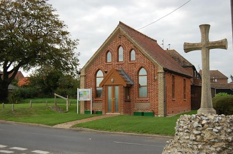 Stanhoe Methodist church